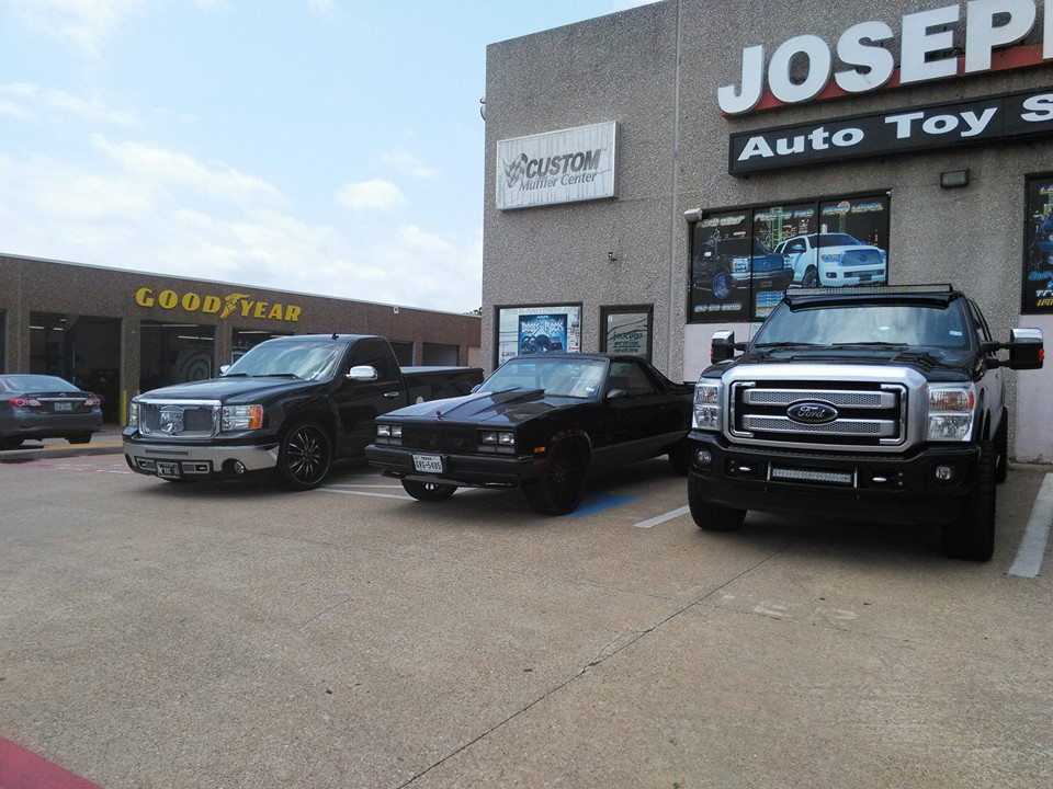 Joseph's Auto Toy Store - Over 30+ Years of Car Audio and